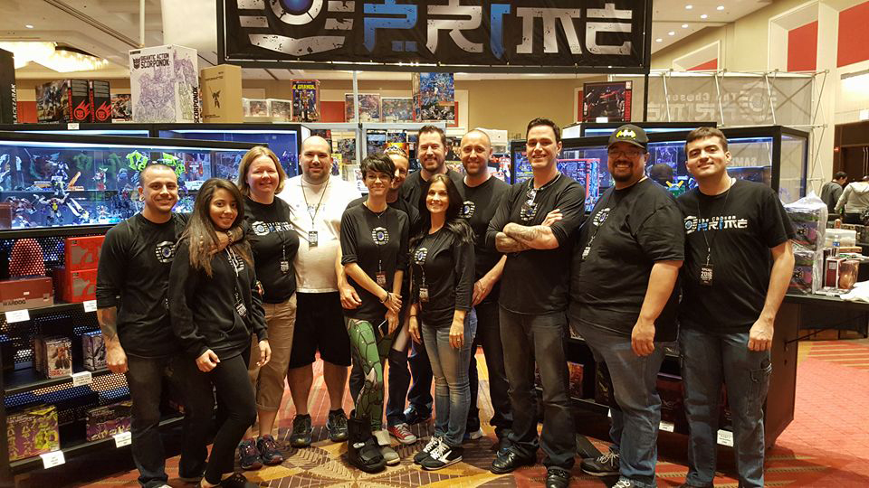 TCP at TFCon 2016