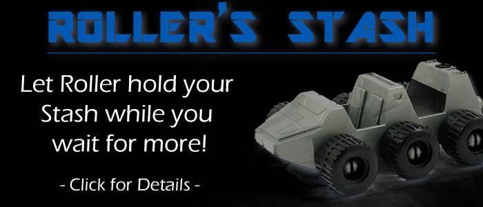 Roller's Stash