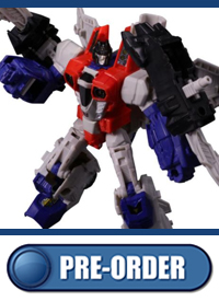 Transformers News: Re: The Chosen Prime Sponsor News